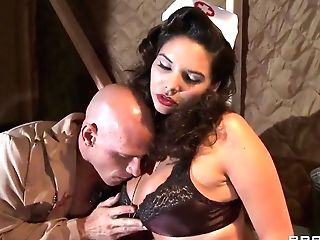 Johnny Sins Gets Sucked By Big-chested Missy Martinez