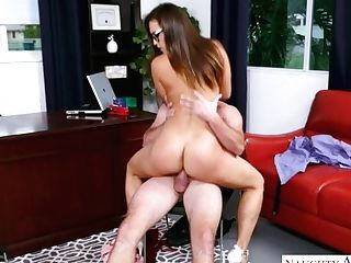 Gorgeous Assistant Kelsi Monroe Is Fucked By Her Horny Manager