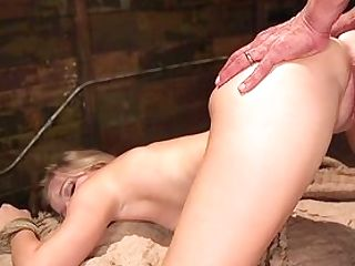Mummy Plays Obedient With Junior Domineering Masculine To Fuck Her