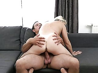 Lewd Matures Puckered Mega-slut Bibi Pink Gets Fucked Rear End...